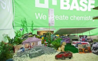 Trzy nagrody w konkursie plastycznym BASF